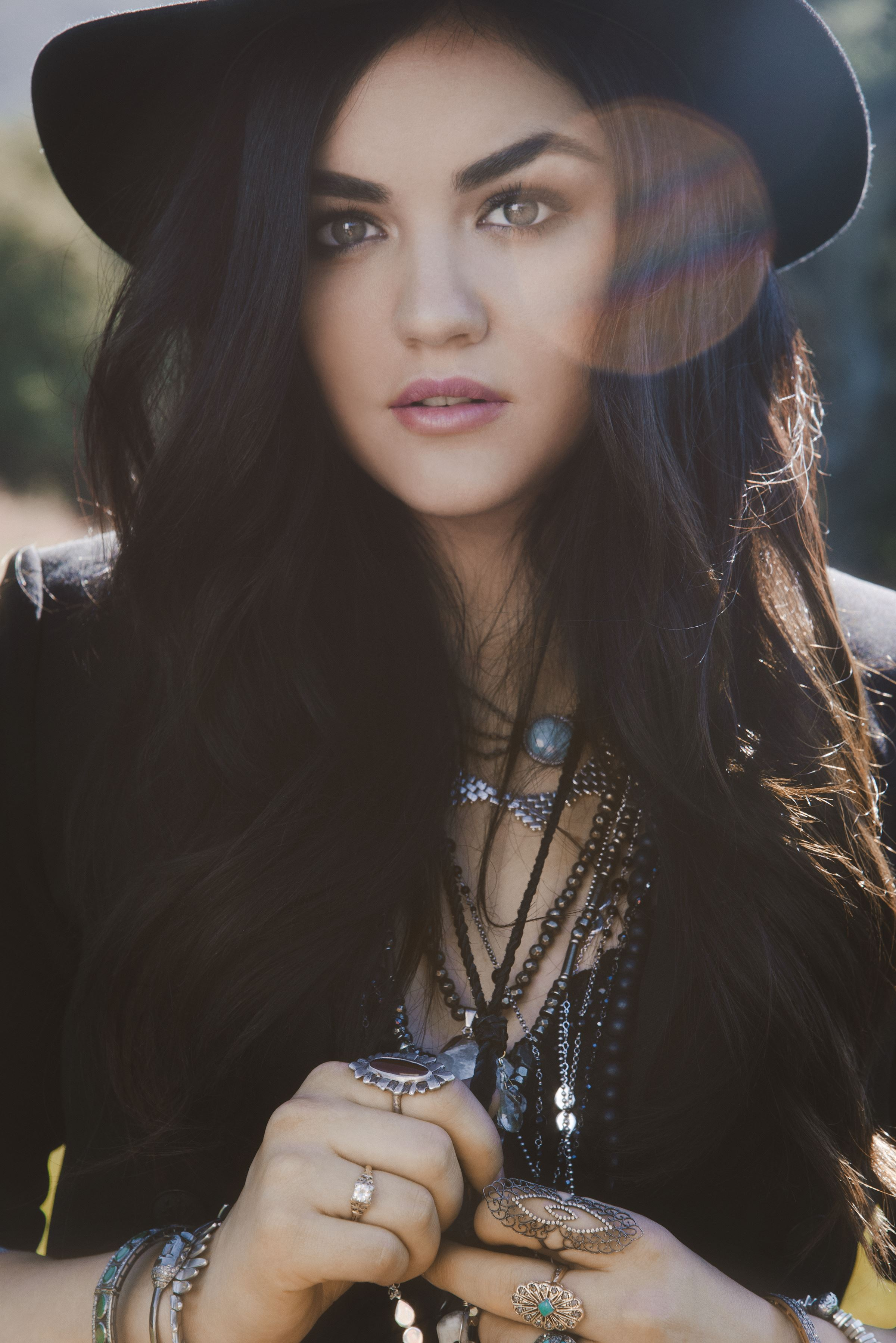 lucy hale run this town