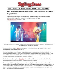 Queen - Rolling Stone - Brian May Talks Queen Night at Odeon_Page_1