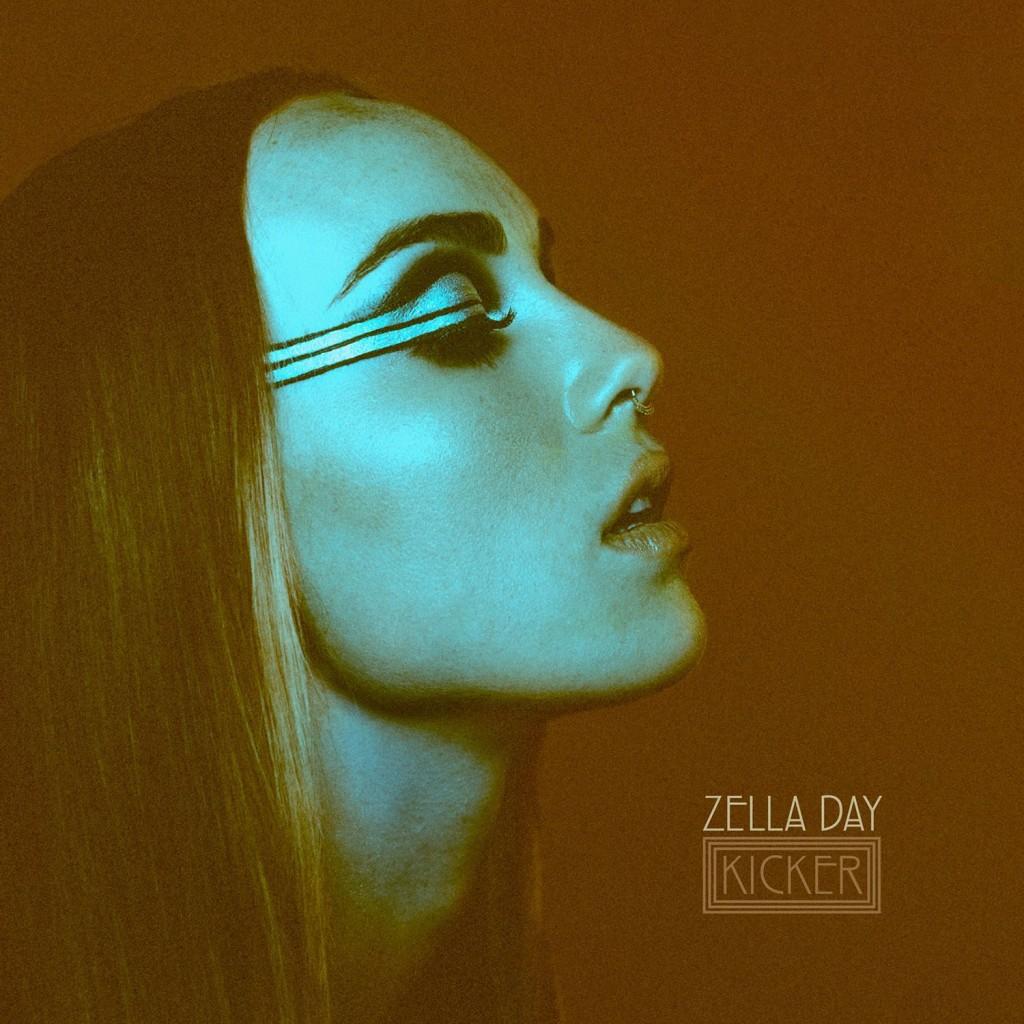 ZELLA DAY - Kicker - Album Cover
