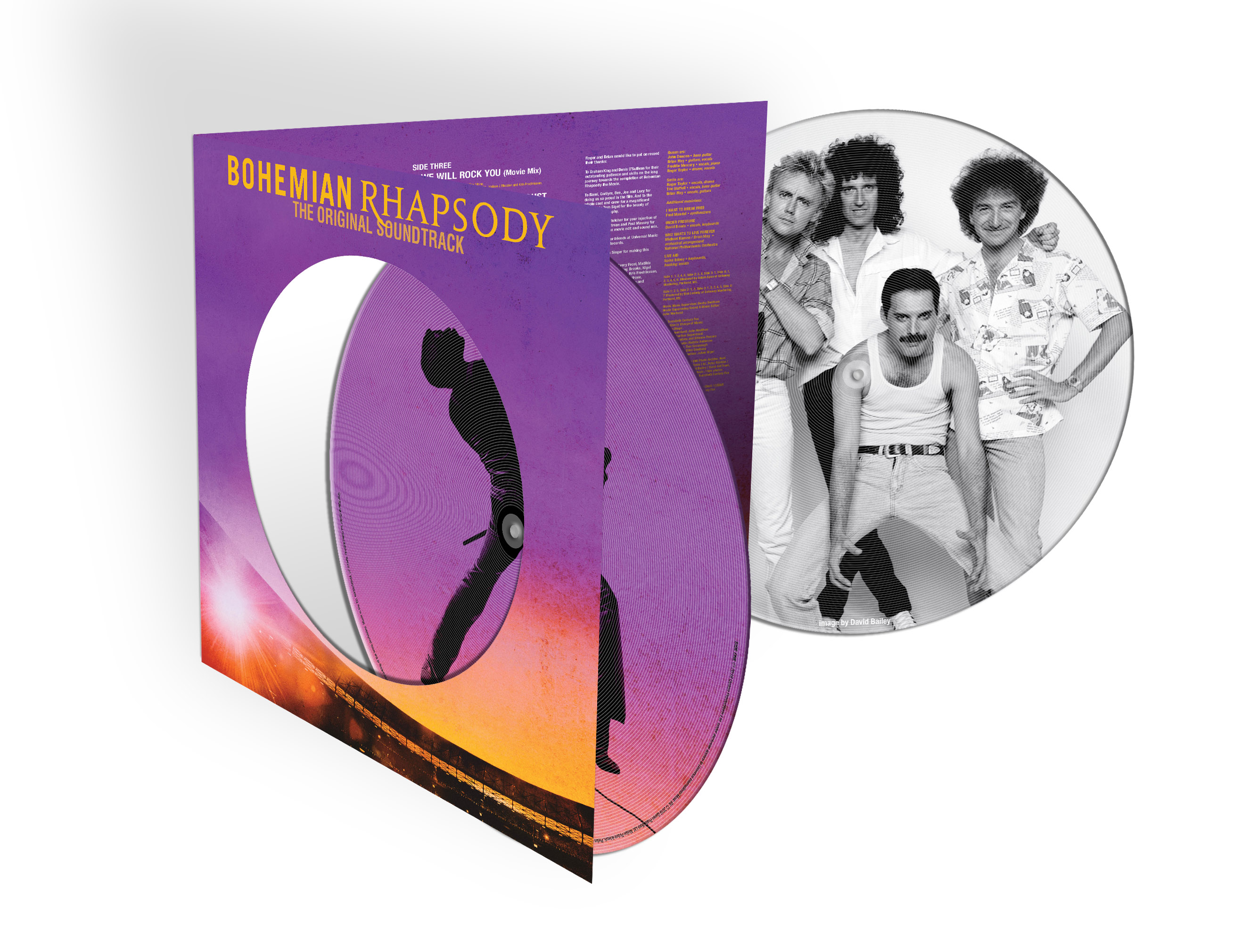 Queen Bohemian Rhapsody Soundtrack Hollywood Records